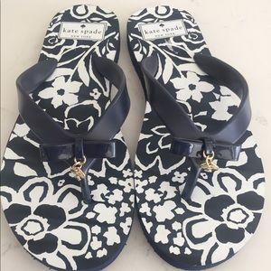 NWOT Kate Spade Flip Flops